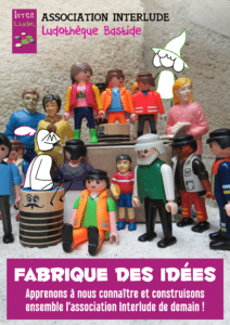 Fabrique des Idées @ Ludothèque Bastide